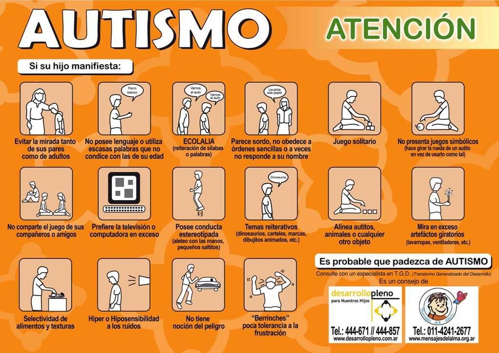 Cómo Saber si mi Hijo es Autista