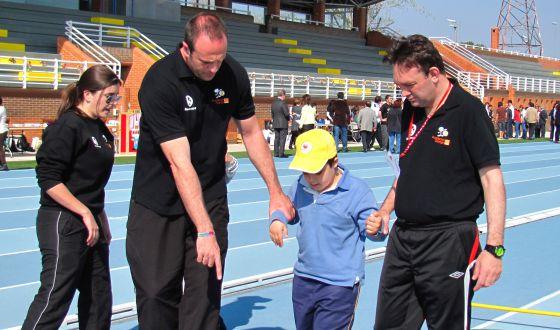 deporte para niños autistas